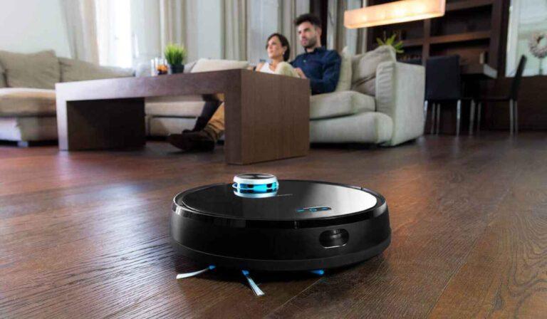 Ideas para la limpieza del hogar, el Robot Limpiador