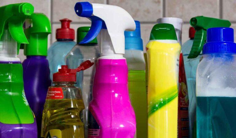 Productos de Limpieza y la Nanotecnología