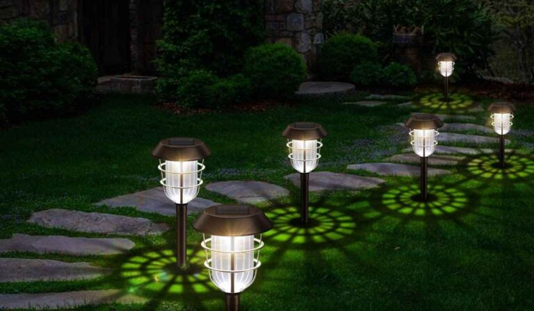 ¿Cuáles son las mejores luces solares para exteriores?