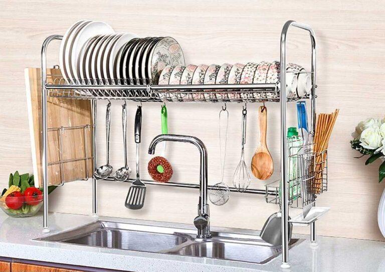 El método finlandés de limpieza de platos que es perfecto para cocinas pequeñas
