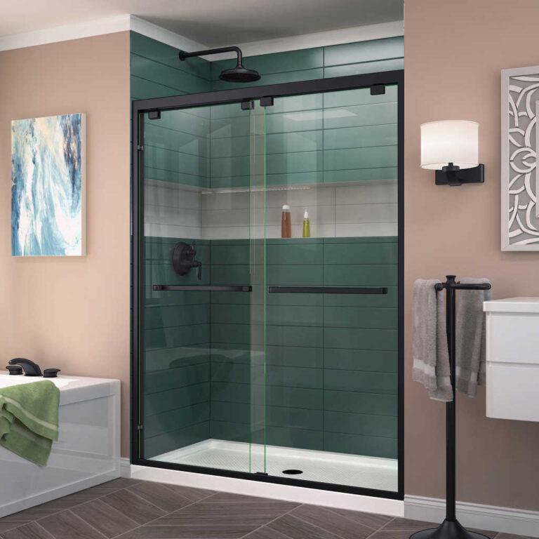 Problemas comunes con la puerta de la ducha