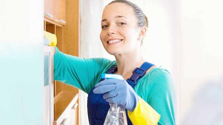 Cómo administrar su empleada doméstica de manera eficaz