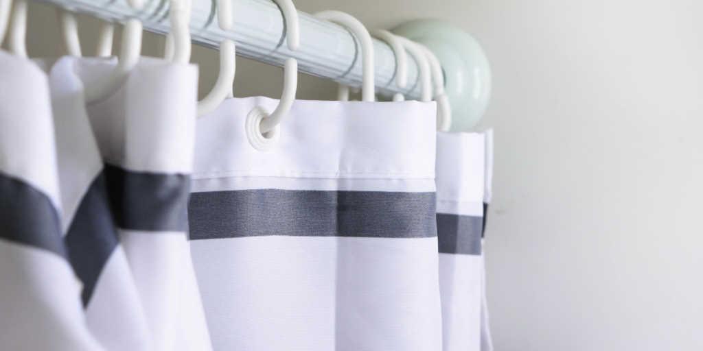 Como limpiar y lavar las cortinas de ducha 5