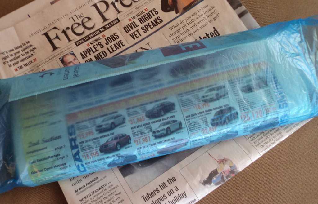 Como reciclar papel en casa 2