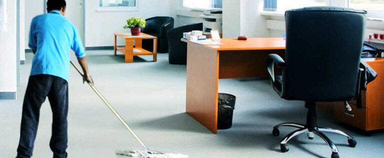 Cómo su empresa u oficina puede beneficiarse del outsourcing de personal de limpieza