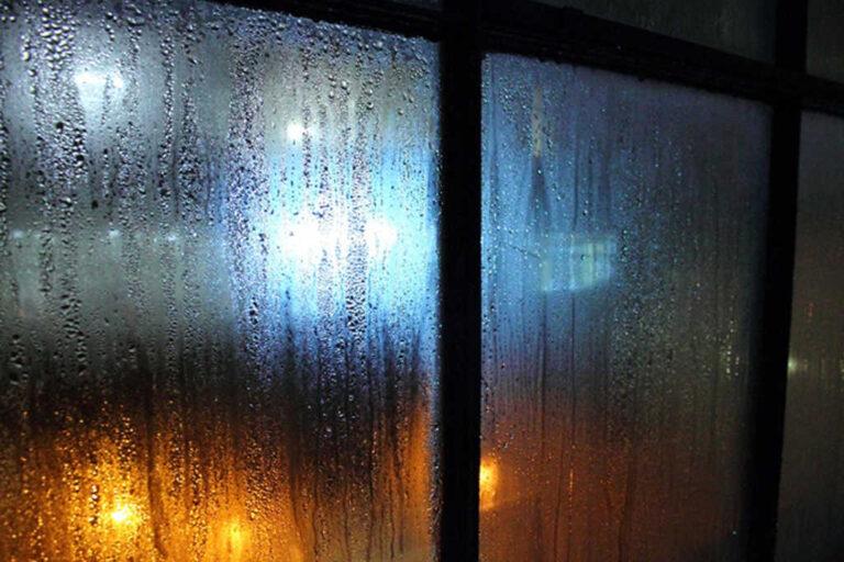 ¿Condensación en las ventanas? Cómo detenerlo