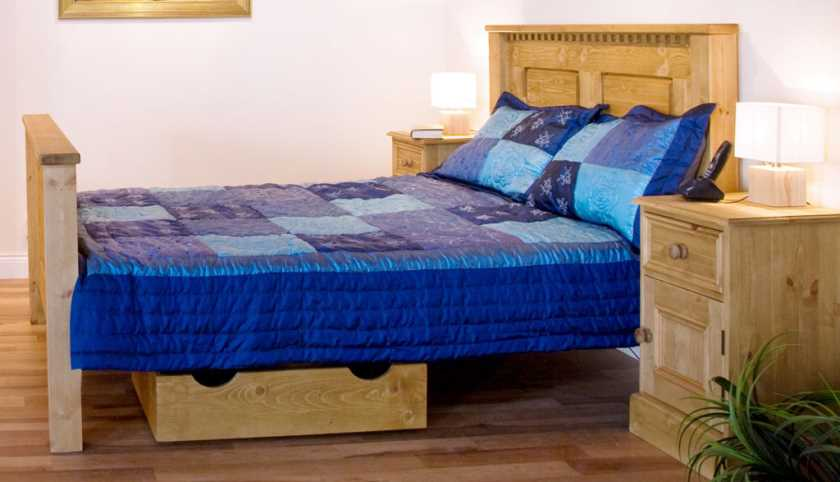 Como Acomodar Mi Cuarto : almacenamiento debajo de la cama