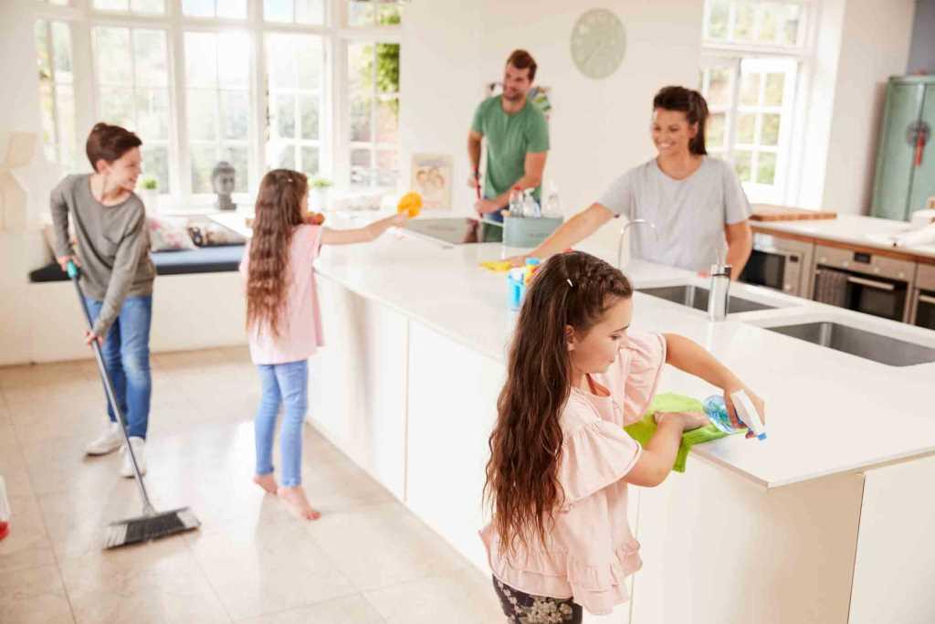 Las 5 mejores maneras de mantener su casa limpia entre una limpieza y otra 2