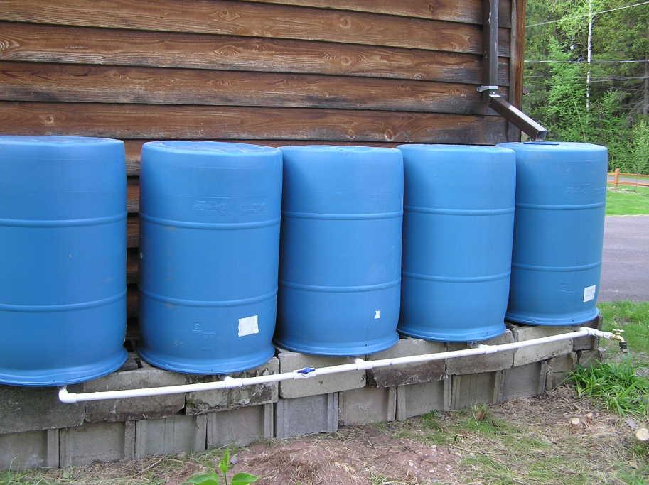 barril para recoger lluvia 3