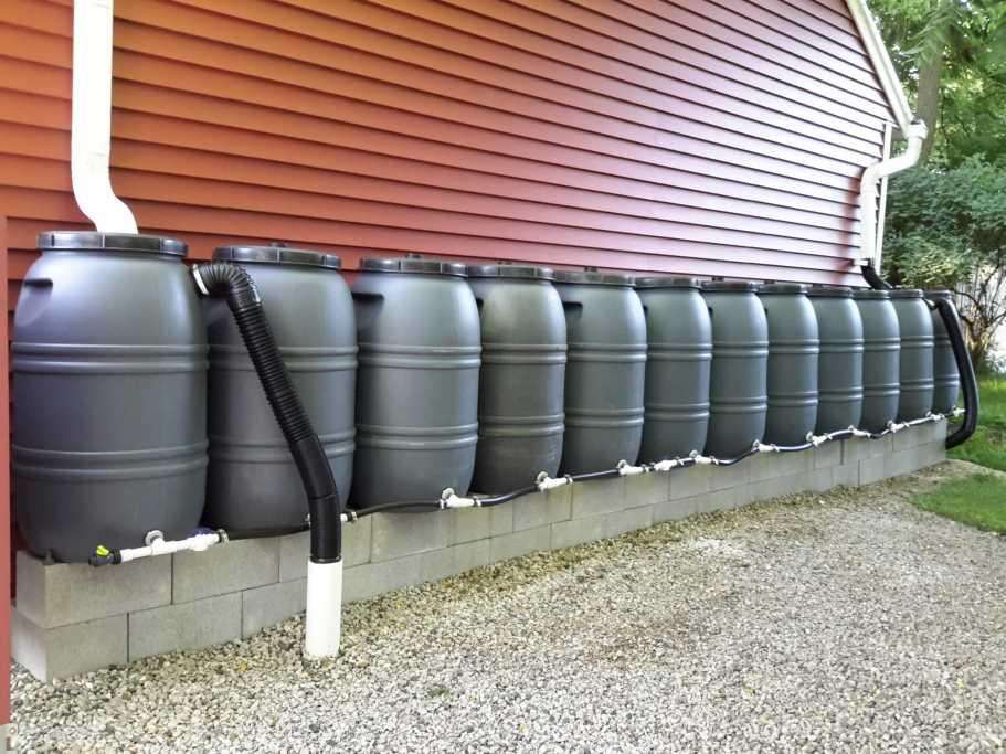 barril para recoger lluvia 4