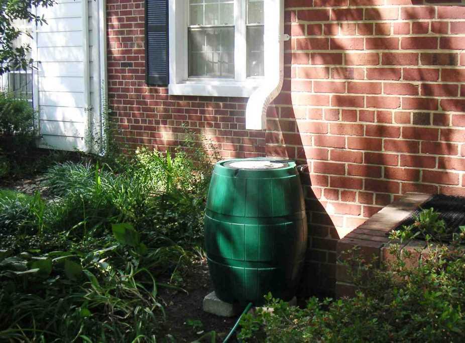 barril para recoger lluvia 7