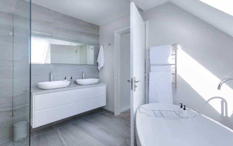 Consejos para mantener limpio el baño por más tiempo