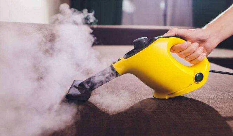 ¿Como funcionan los limpiadores de vapor?
