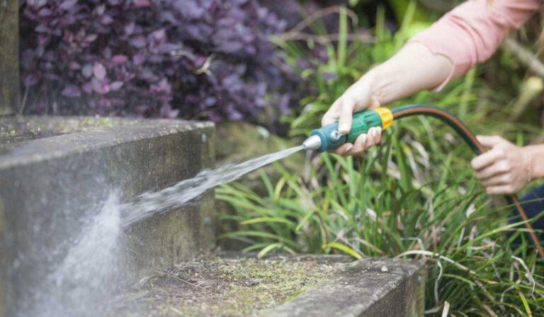 4 formas inteligentes de la limpieza exterior de su hogar