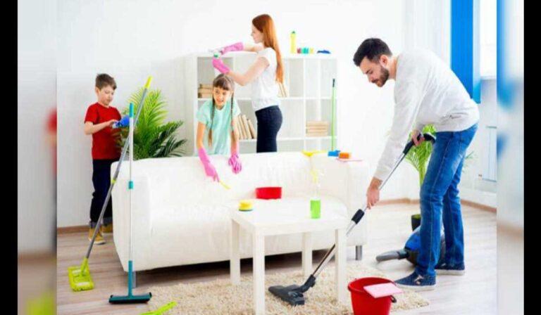 Acelere la limpieza con estos consejos profesionales