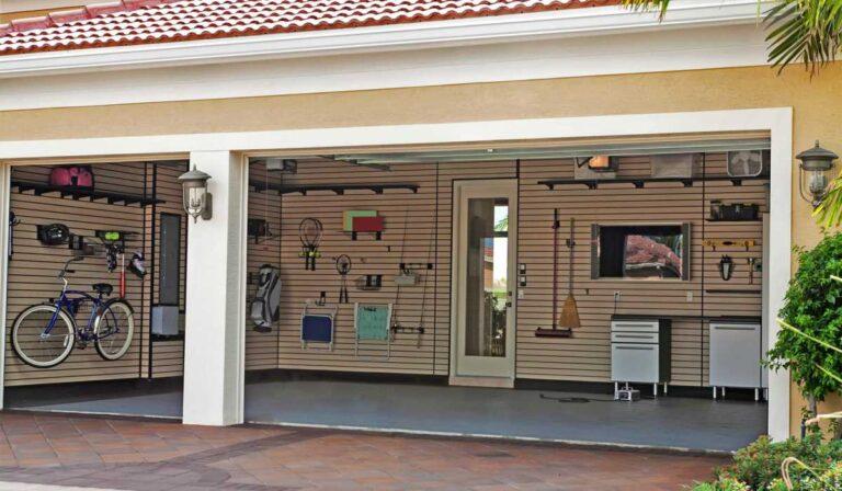 14 ideas y consejos para la organización de garajes